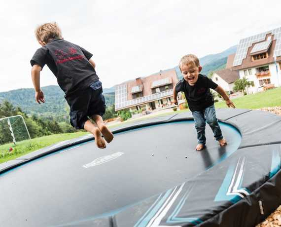 Trampolin Bad Peterstal-Griesbach - Bad Peterstal