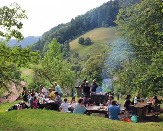 Grillplatz Bad Peterstal-Griesbach - Bad Peterstal