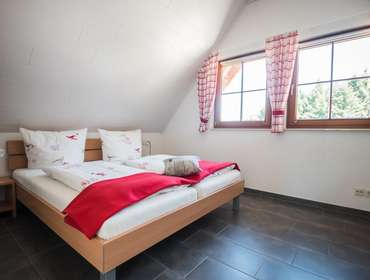 Schlafzimmer Löcherhansenhof Bad Peterstal-Griesbach - Bad Peterstal